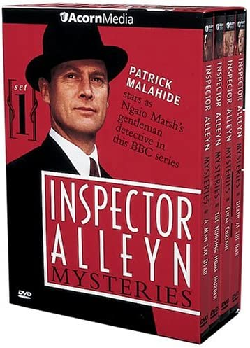 The Inspector Alleyn Mysteries Set 1 product image