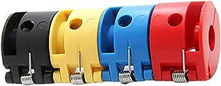 Wakauto 4 peças de ferramentas de remoção de tubo de combustível, tubo refrigerador portátil, conjunto de ferramentas de r...