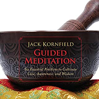 Guided Meditation: Six Essential Practices to Cultivate Love, Awareness, and Wisdom audiobook cover art