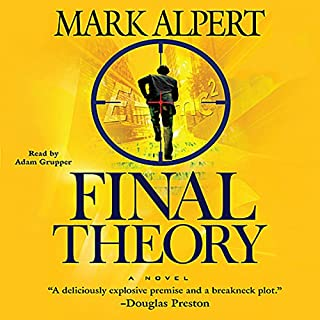 Final Theory audiobook cover art