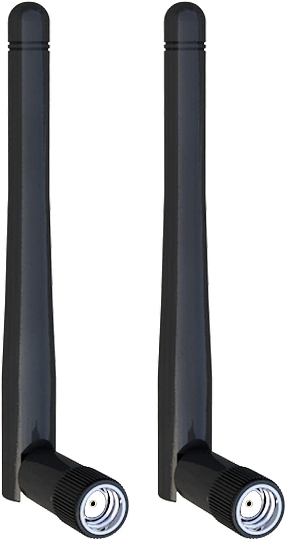 Goupchn Dual Band WiFi Kansas Ranking TOP16 City Mall Antenna 2.4GHz 5.8GHz MIMO 3dBi RP-S 5GHz