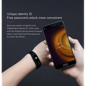 Xiaomi Band 2Fitness Pulsera