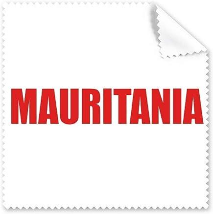 cold master DIY lab Mauritania Nombre del Paãs Rojo Paã±o de Limpieza Pantalla del telefono Gafas Cleaner 5pcs