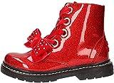 Lelli Kelly LK6522 Stivali Bambina Rosso 35