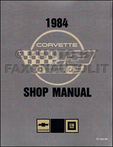 Corvette Gm Shop - 6