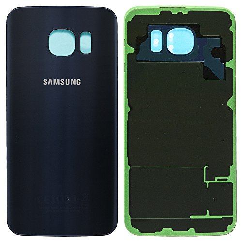 AGI Original Akkufachdeckel Black für Samsung G920F Galaxy S6 Original