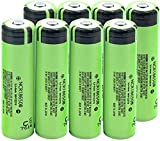 Baterías De Iones De Litio De 3.7 V 3400 Mah NCR 18650B De Iones De Litio para Pilas De Antorcha Power Bank-8 Piezas