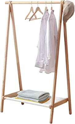 Amazon.com: KINGSO Standing Coat Rack, Hall Tree Coat Tree ...