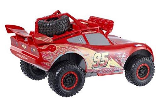 Cars - CBH55 - Véhicule Pour Enfant - Cars Mega Mcqueen Rs500