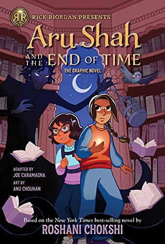 Aru Shah and the End of Time (Graphic Novel, The) (Pandava Series)