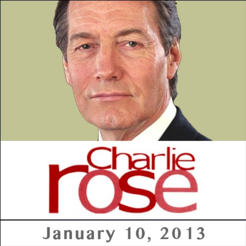 Charlie Rose: David Axelrod, January 10, 2013 cover art