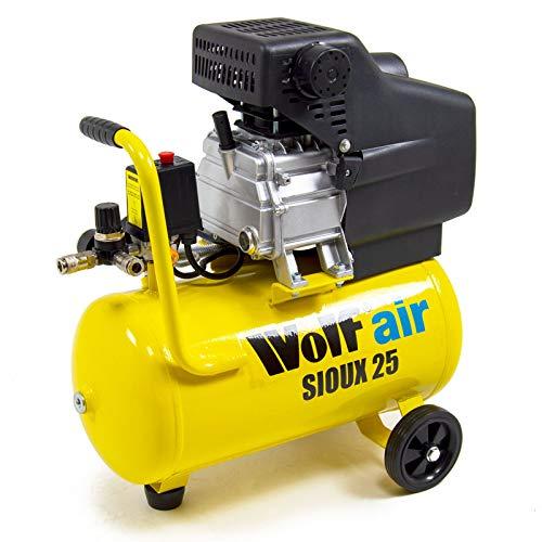 Wolf Sioux 25 Air Compressor 24L
