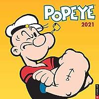 Popeye 2021 Wall Calendar