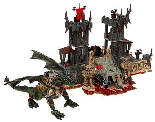 Desconocido Mega Bloks 9889 - Portal Dragón Fuego