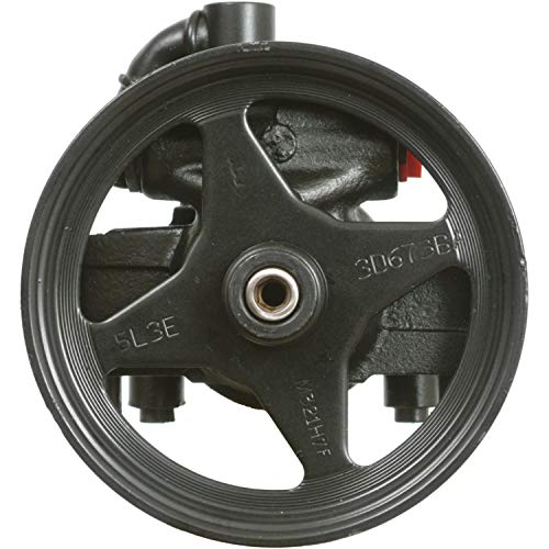 EVIL ENERGY Power Steering Pump With Pulley Compatible With 2003-2004 Ford Expedotion 4.6L 2003-2006 Lincoln Navigator 5.4L Replacement for 20-312P1 6L3Z3A674B 7L3Z3A674C