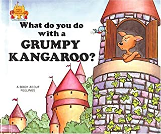 By Jane Belk Moncure - What Do You Do With a Grumpy Kangaroo? (Magic Castle Readers Soci (1988-10-16) [Library Binding]