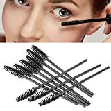 Disposable Eyelash Brush,Eye Lash Extension Mascara Wands Applicator Makeup Kits 50pcs/set