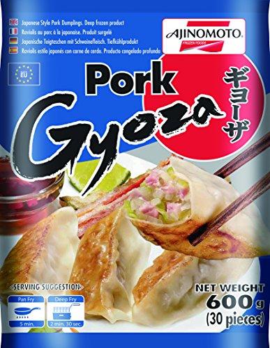 Wan Tan - Gyoza Teigtaschen mt Schweinefleischfüllung, Ajinomoto, TK, 600g, 30 St