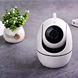 Caméra De Sécurité Wi-FI Intérieure, Caméra 1080P, Caméra De Surveillance De Domicile avec Détection...