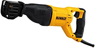 DEWALT Reciprocating Saw, Corded, 12-Amp (DWE305)