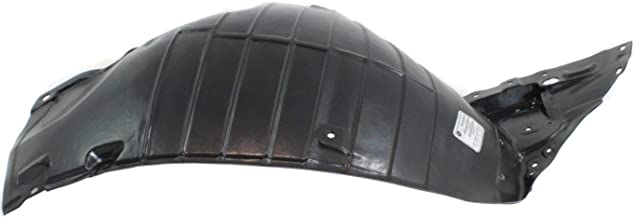 Fender Liner For 2009-2018 Nissan 370Z Front Right Front Section