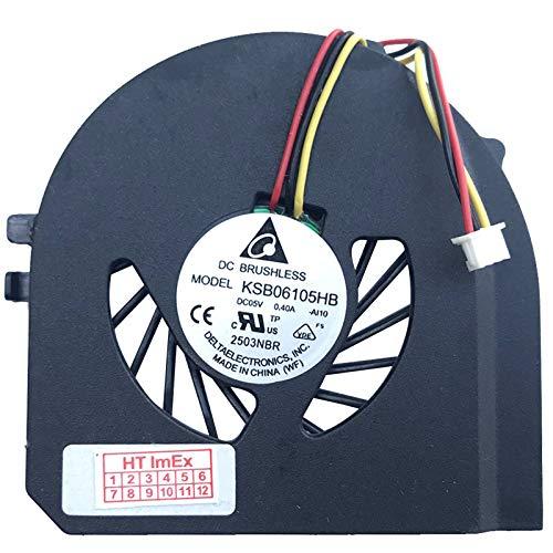 (Version 1) Lüfter Kühler Fan Cooler kompatibel für Dell Vostro 3400, 3500, 3450, V3450, V3400, V3500, 3500 (N0535002br), 3500 (N0535003)