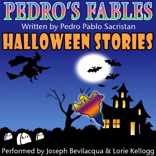 Pedro's Fables: Halloween Stories audiobook cover art