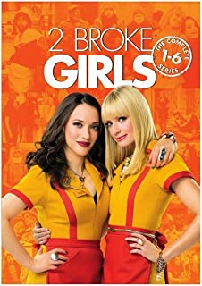 2 Broke Girls: CSR (DVD)