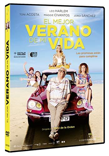 El mejor verano de mi vida [DVD]