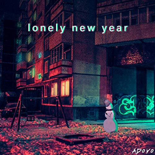 Lonely new year