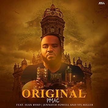 Original (feat. Jennifer Powell, Sean Byrd & Ypj Miller)