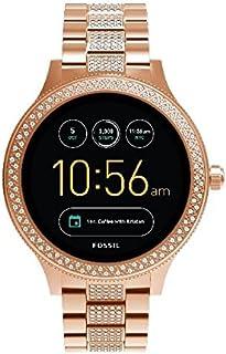 Fossil Gen 3 Q Venture Rose Gold Smartwatch (Gold Strap Regular)