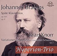 Johannes Brahms - Iwan Knorr