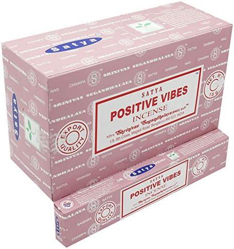 Sharvgun Satya Positive Vibes Popular Max 69% OFF Fragrance Pack Incense 12 of Stick