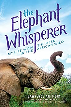 Book's Cover of The Elephant Whisperer (Young Readers Adaptation): My Life with the Herd in the African Wild (English Edition) Versión Kindle