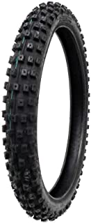 MMG Dirt Bike Tire 70/100-19 Model P88 Front or Rear Off-Road Fits on Yamaha TT-R125L/LE (2000-10)