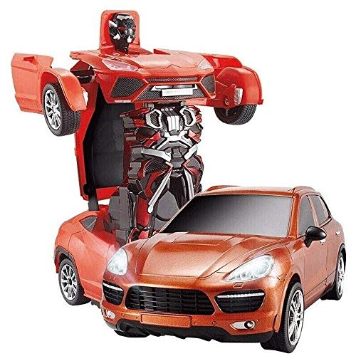 Why Choose Woote Child Gesture Sensing Deformation RC Vehicle Toys for Kids 2.4GHz Deformed Remote C...
