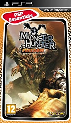 Monster Hunter Freedom - Essentials (PSP)