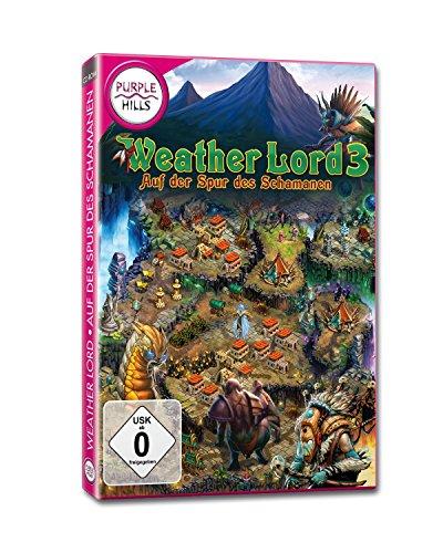 Weather Lord 3: Auf der Spur des Schamanen