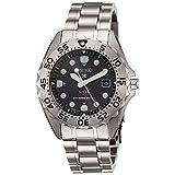 [セイコーウォッチ] 腕時計 プロスペックス ソーラー ダイバーズ チタンモデル カーブハードレックス SBDN013 メンズ シルバー