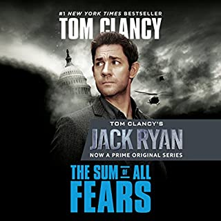 The Sum of All Fears cover art