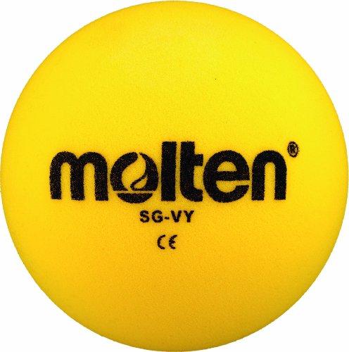 Molten Softball Volleyball SG-VY, Gelb, Ø 210 mm Ball, Ø