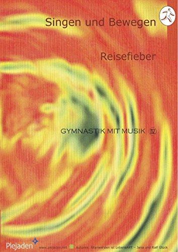 GlücksMedienProduktion Sitztanz & Bewegungsmusik für Senioren CD Reisefieber