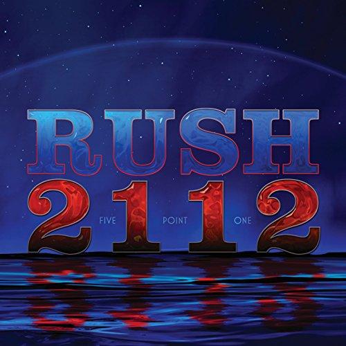 2112 [CD + 5.1 Audio DVD Deluxe Edition]