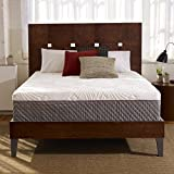 Sleep Innovations Shiloh 12-inch Memory Foam Mattress, Bed in a Box, Quilted Cover, Made in The USA, 10-Year Warranty - King Size
