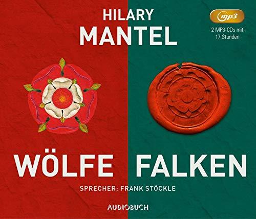 Wölfe und Falken - Zwei Romane in einer Hörbuchbox (2 MP3-CDs mit 17 Stunden)