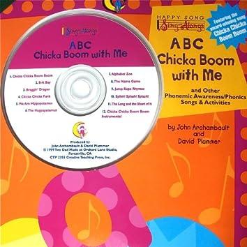 Abc Chicka Boom With Me - John and David