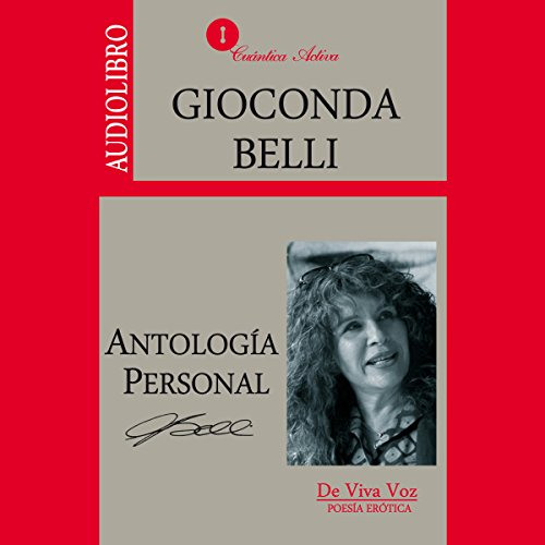 Antologia personal Gioconda Belli: Poesia erotica [Personal Anthology of Gioconda Belli: Erotic Poetry] Titelbild