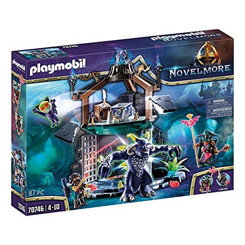 PLAYMOBIL Novelmore Violet Vale - Portal del Demonio, A partir de 4 años...