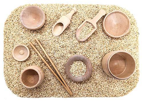 SimplytoPlay Sensory Bin Tools, Montessori Toys for...